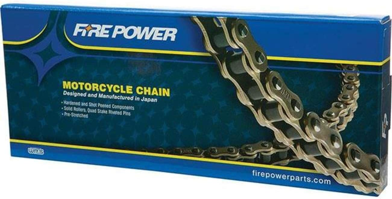 120 Link Gold Fire Power 420FPS-120//G 420 Standard Chain