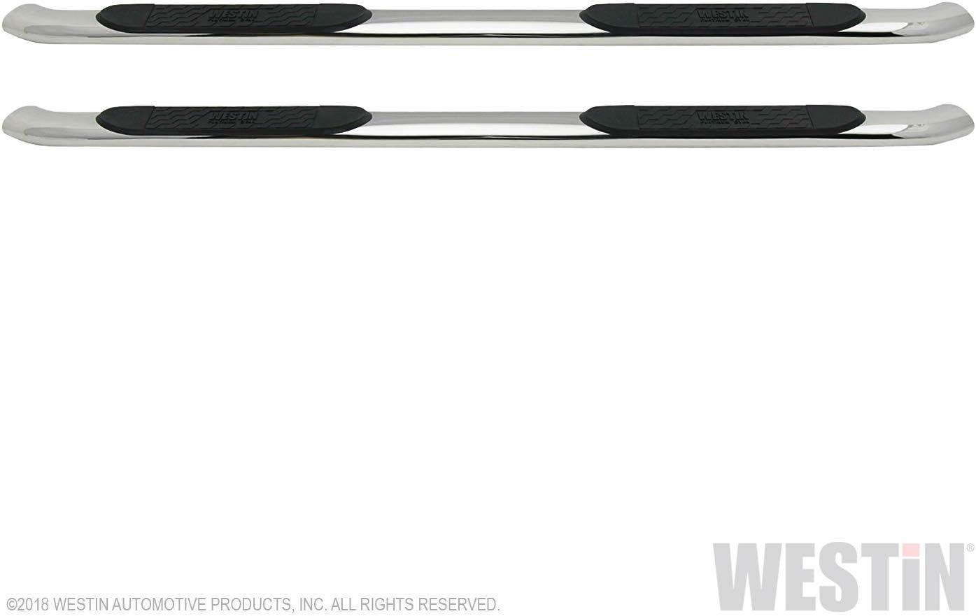 Westin 21-3580 Platinum Polished Oval Step Bar