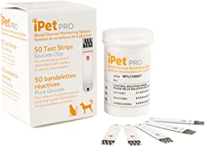 UltiCare iPet PRO Blood Glucose Test Strips
