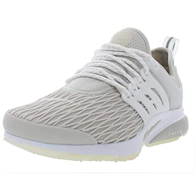 best website b1b15 795ae Nike Womens Air Presto PRM Breathable Workout Running Shoes White 6 Medium  (B,M