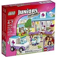 LEGO Juniors 10728Mia clínica veterinaria de Building Kit (173piezas)