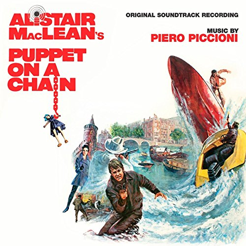 PUPPET ON A CHAIN O.S.T. - Puppet on a Chain