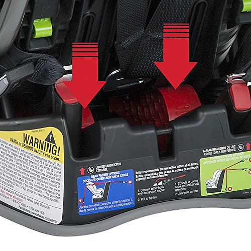 Britax Boulevard G4.1 Convertible Car Seat, Fusion by Britax USA (Image #5)