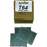 Cofan 09000055 Clavos con cabeza, 0.011 V, 50