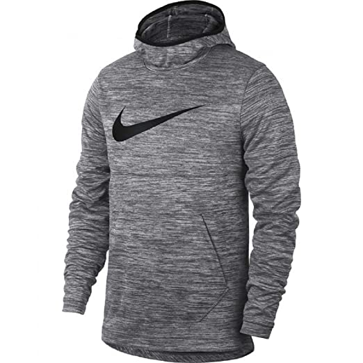 buy online e870e 899c7 Nike Mens Spotlight Pull Over Hooded Sweatshirt at Amazon Men s Clothing  store