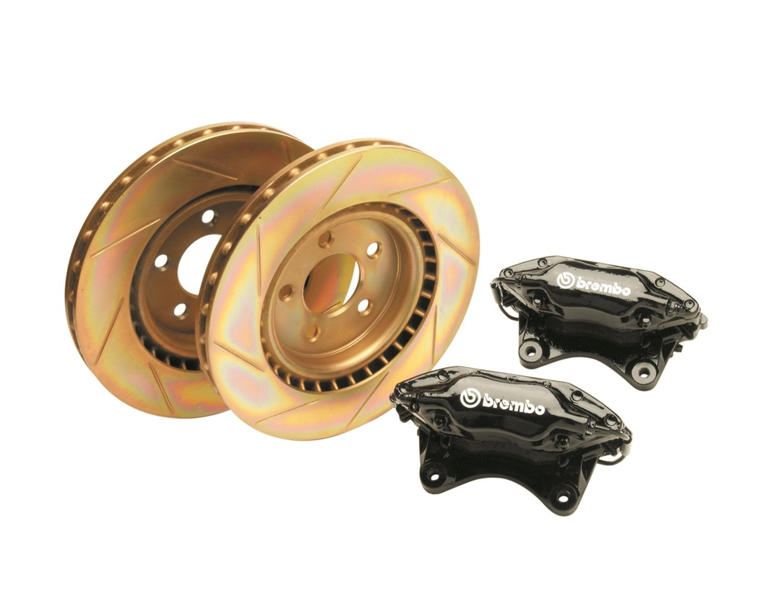 Ford Racing M 2300 X Disc Brake Kit Front Automotive Wilwood Kitfront Stock Replacementhonda262mm Rotors