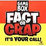 Fact or Crap Game Box