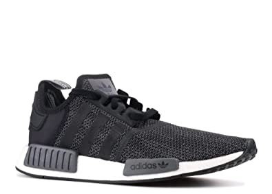 adidas NMD R1 Mens In Core Black/Carbon, 7