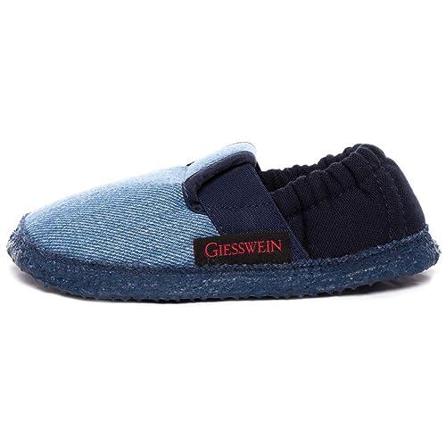Giesswein Aichach, Zapatillas de Estar por casa para Niños Unisex: Amazon.es: Zapatos y complementos