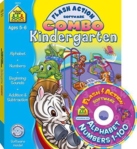 - Kindergarten Flash Action Combo (Flash Action Software Combo)