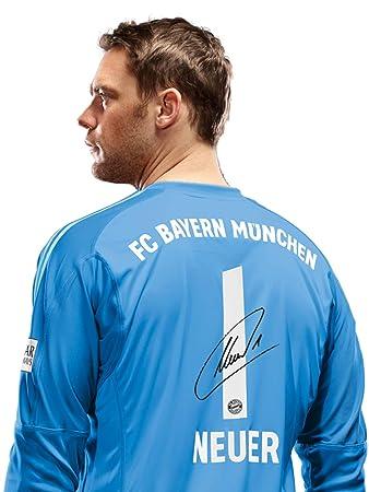 0d4d99f7d76f54 FC Bayern München Trikot Torwart Kinder