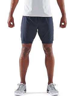 SKINS DNAmic Core Superpose T-Shirt Collant Half Collants