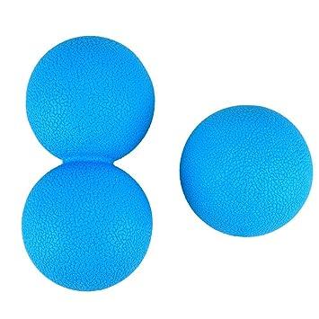 Queta Masaje Duo pelota de masaje rollo Fascia pelota automasaje ...