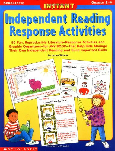 Independent Reading Response Activities: Grades 2-4 PDF
