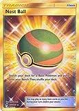 Nest Ball - 158/149 - Secret Rare - Pokemon Sun & Moon