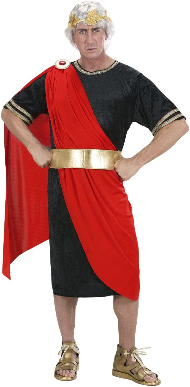WIDMANN Widman - Disfraz de emperador romano adultos, talla XL ...