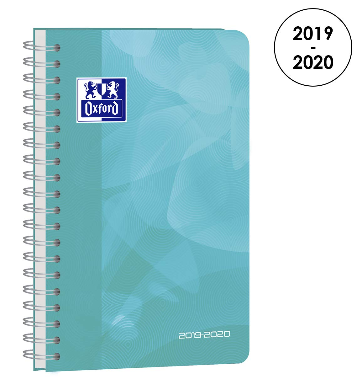 Oxford School Polypro agenda escolar (años 2017 – 2018 1 día por ...