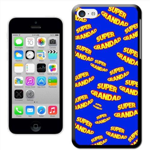 Fancy A Snuggle «Super Grand cadeau d'anniversaire fête des pères Coque arrière rigide à clipser pour Apple iPhone 5C