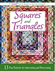 Squares and Triangles: 13 Fun Patterns For Innovating And Renovating