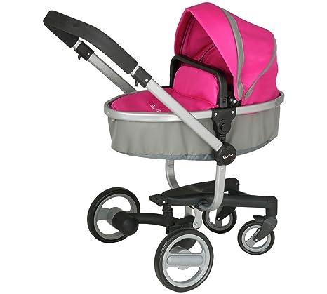 Silver Cross carrito de muñecas: Amazon.es: Bebé