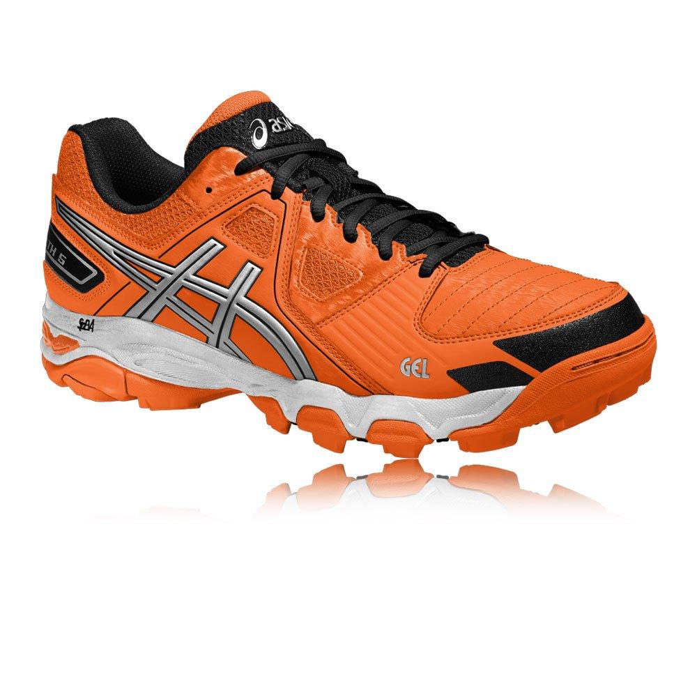 ebbe6bcb4f ASICS Gel-Blackheath 5 Hockey Shoes - 10: Amazon.co.uk: Shoes & Bags