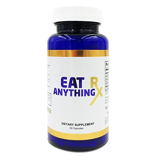 Eat Anything Enzymes Fructose Malabsorption Aid Digestion & More -With Prebiotics Probiotics & Xylose Isomerase