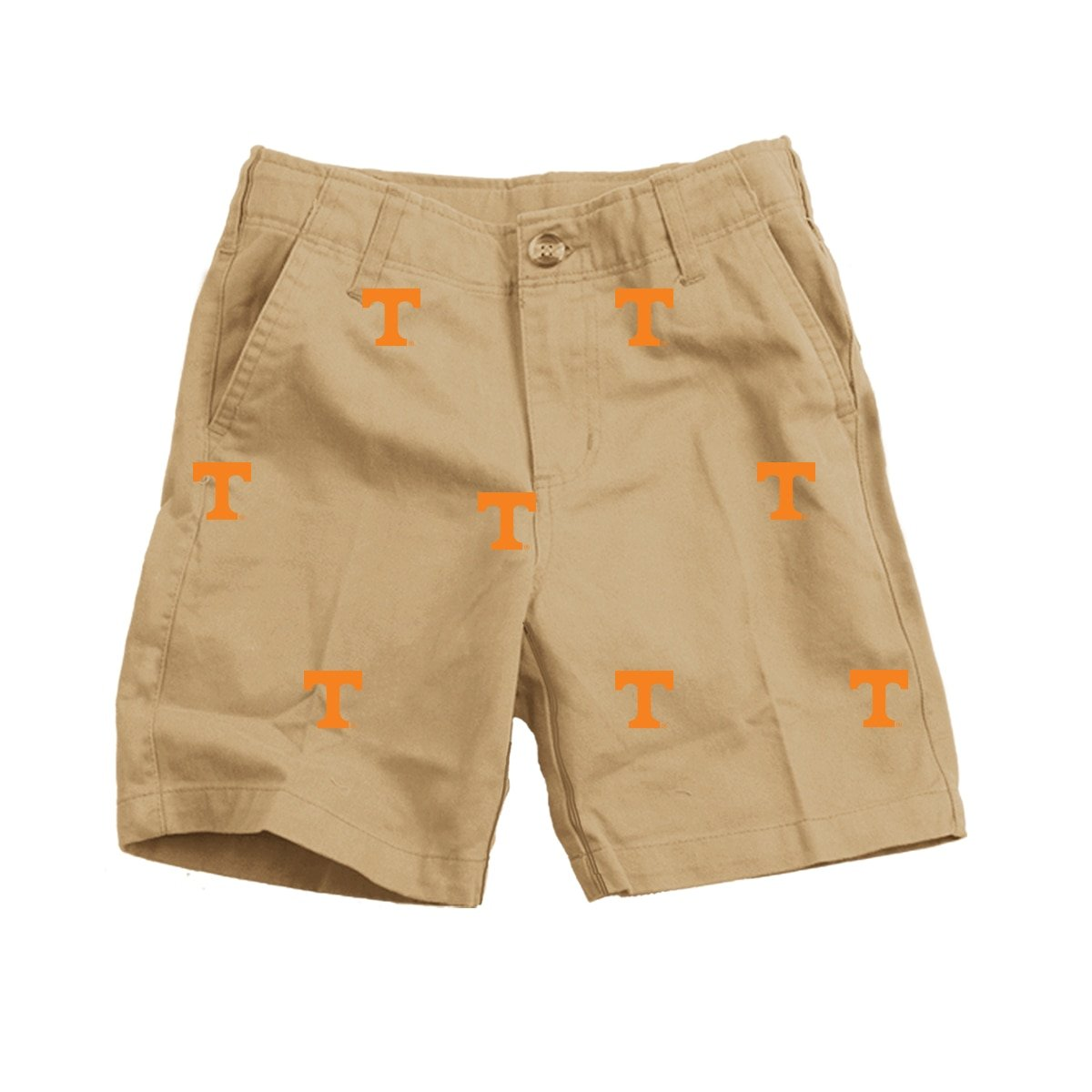 Wes and Willy Tennesee Volunteers Embroidered Twill Short