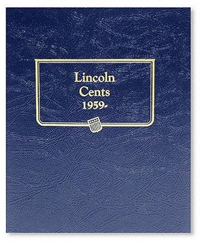 Lincoln Cents 1959 -2007 Album