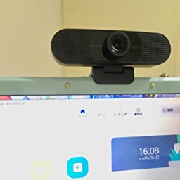 Amazon Webカメラ Emeet C960 ウェブカメラ Hd1080p 0万画素 高画質パソコンカメラ ワイドサイズ対応 内蔵マイク Skype会議用pcカメラ Windows 10 8 7 Mac Os X Youtube Skype Emeet ウェブカメラ 通販