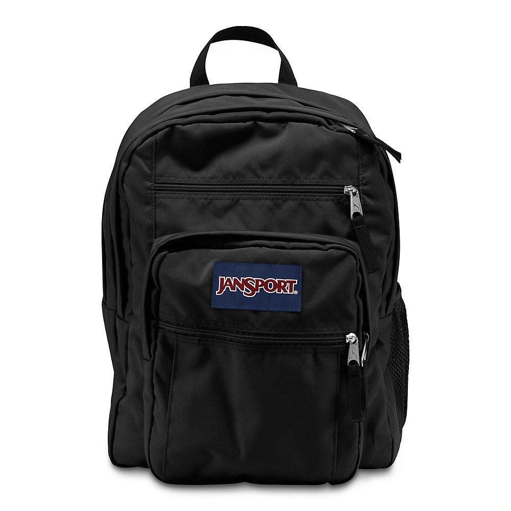 Jansport Big Student Backpack (Black) by JanSport