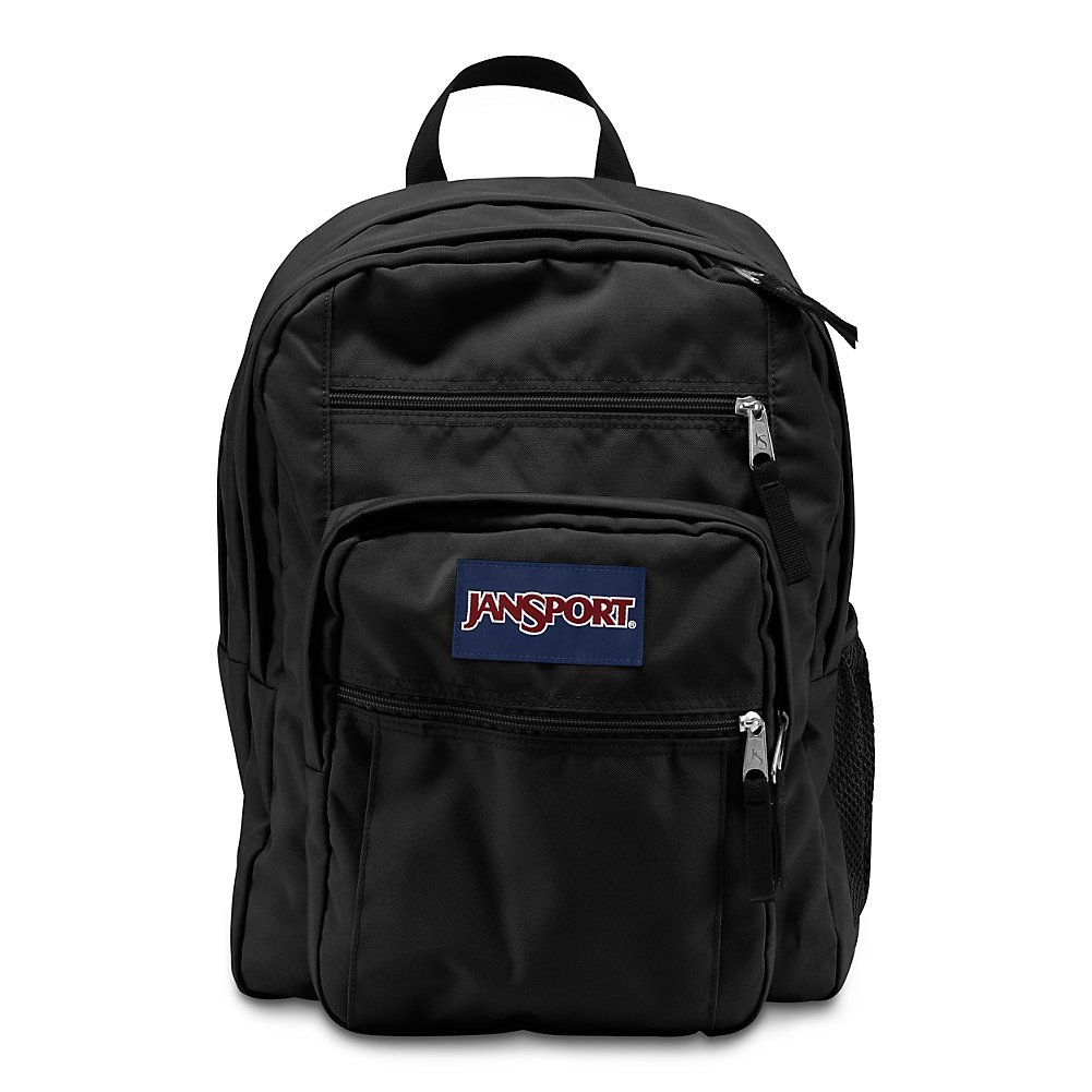 Jansport Big Student Backpack (Black) by JanSport (Image #1)