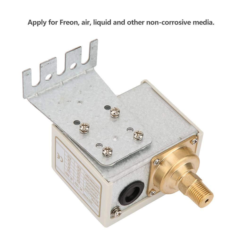 4Pressostato Eletronic 24V ~ 380V Interruttore di controllo pressione per compressore pompa acqua aria PT1