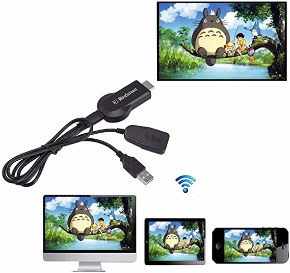 1080P HDMI AV Adapter HD TV Cable for Samsung Galaxy Tab A 10.1 SM-T580 //SM-T585