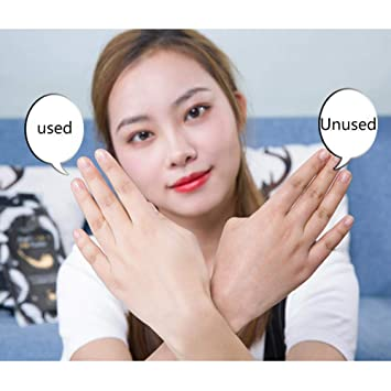 Home Volcanic Mud Anti-aging Moisturizing Hand Mask Exfoliating Smoothing Whitening Hand Spa Gloves Skin Care Clothes Of Skin