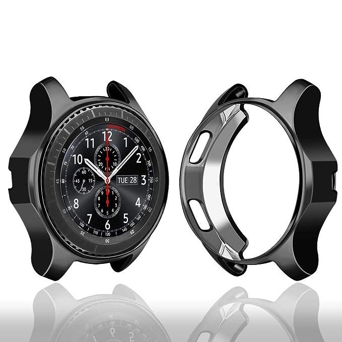 Carcasa Compatible con Samsung Gear S3 Frontier SM-R760 ...