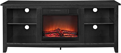 Walker Edison Fireplace TV Stand
