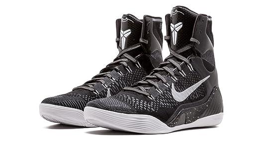 more photos 505d4 365b0 Amazon.com NIKE Kobe 9 Elite Premium - US 9.5 Basketball Nike Kobe 9 Elite  Premium - Size 8 ...