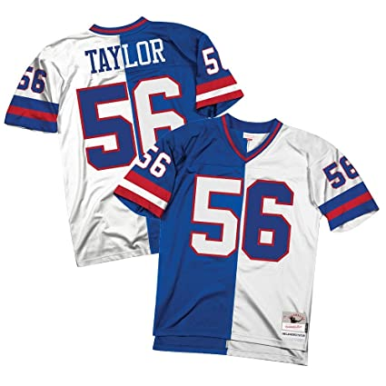 new product 1a705 4922a Amazon.com : Mitchell & Ness Lawrence Taylor York Giants ...