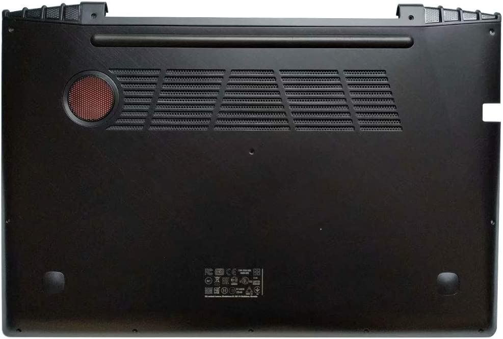 Laptop Replacement Base Bottom Cover Case Fit Lenovo IdeaPad Y50-70 Y50-80 D Shell