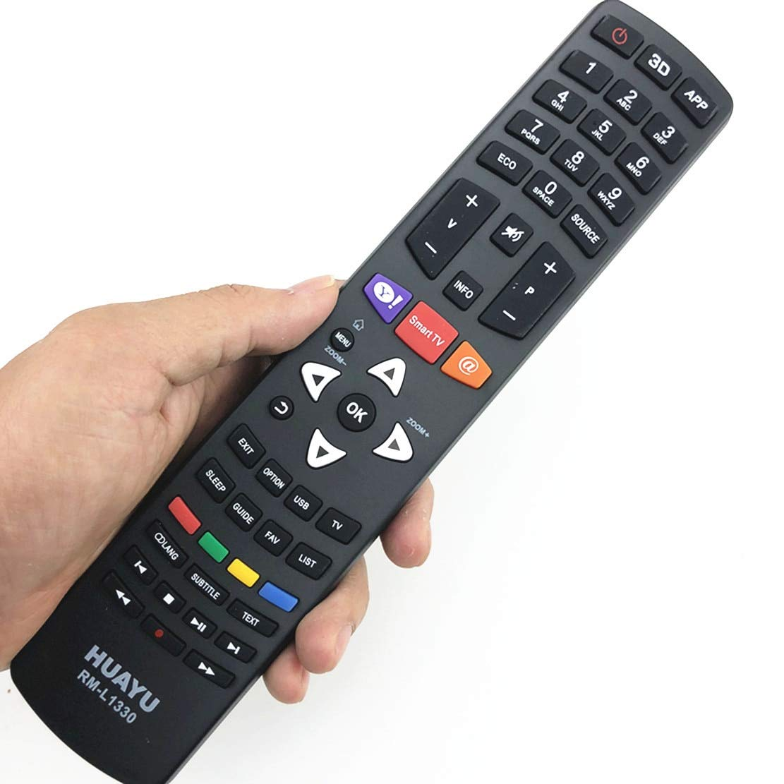 Amazon com: elinke Remote Control Suitable for TCL TV Remote