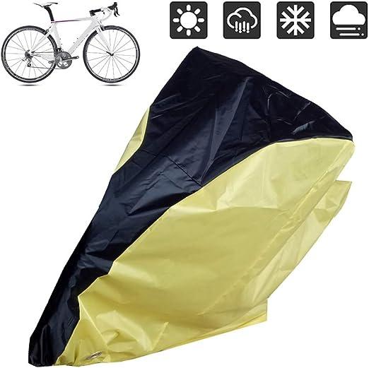 suneagle Funda Bicicleta con Cerradura Antirrobo,Prueba De UV Agua ...
