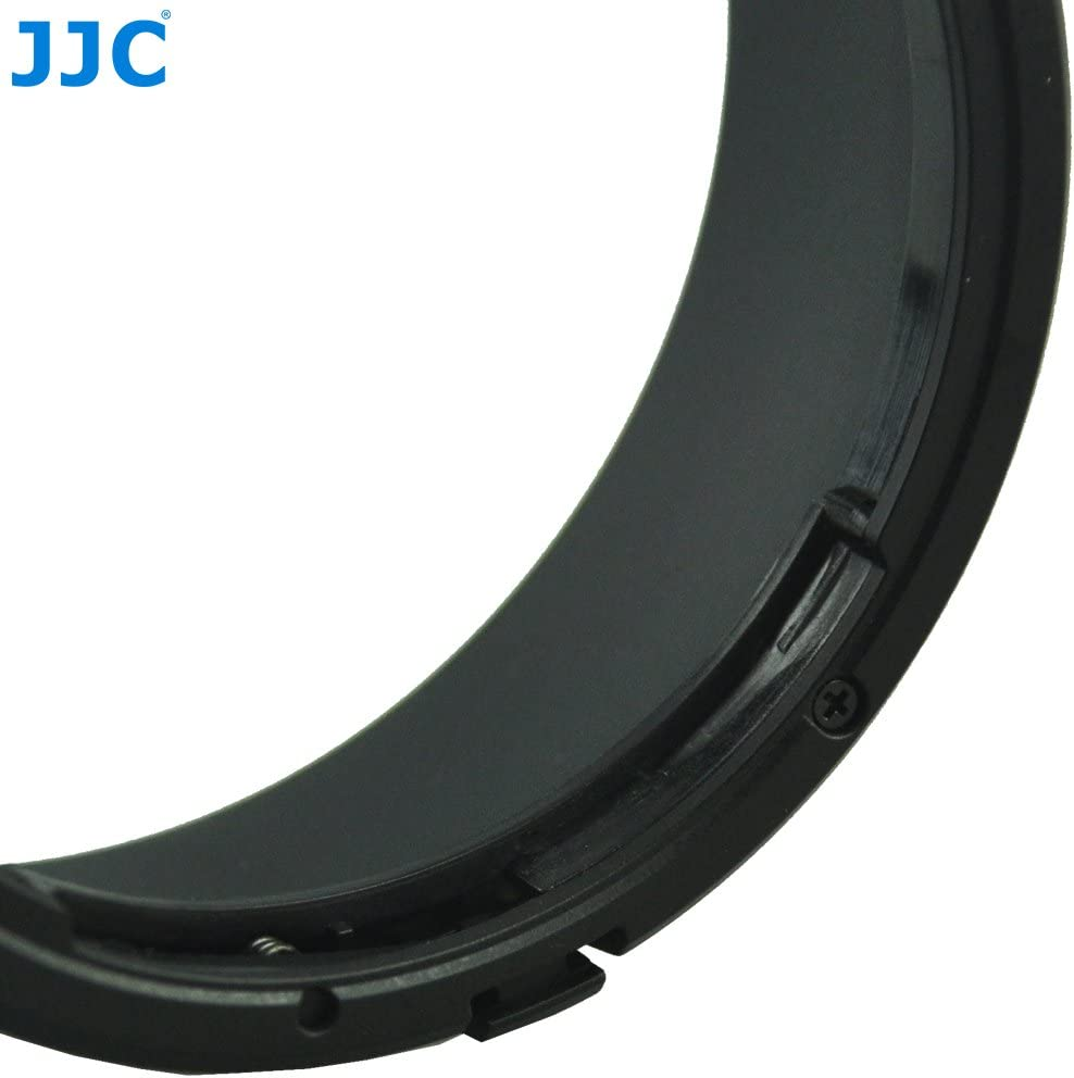 JW LH-68 Lens Hood Shade For CANON EF 50mm f//1.8 STM Lens replaces Canon ES-68+JW emall Micro Fiber Cleaning Cloth