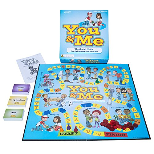 You & Me: A Game That Teaches Social Skills and Social Awareness