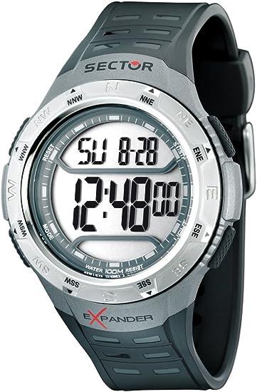Expander Reloj Hombre de Digital con Correa en PU R3251172008