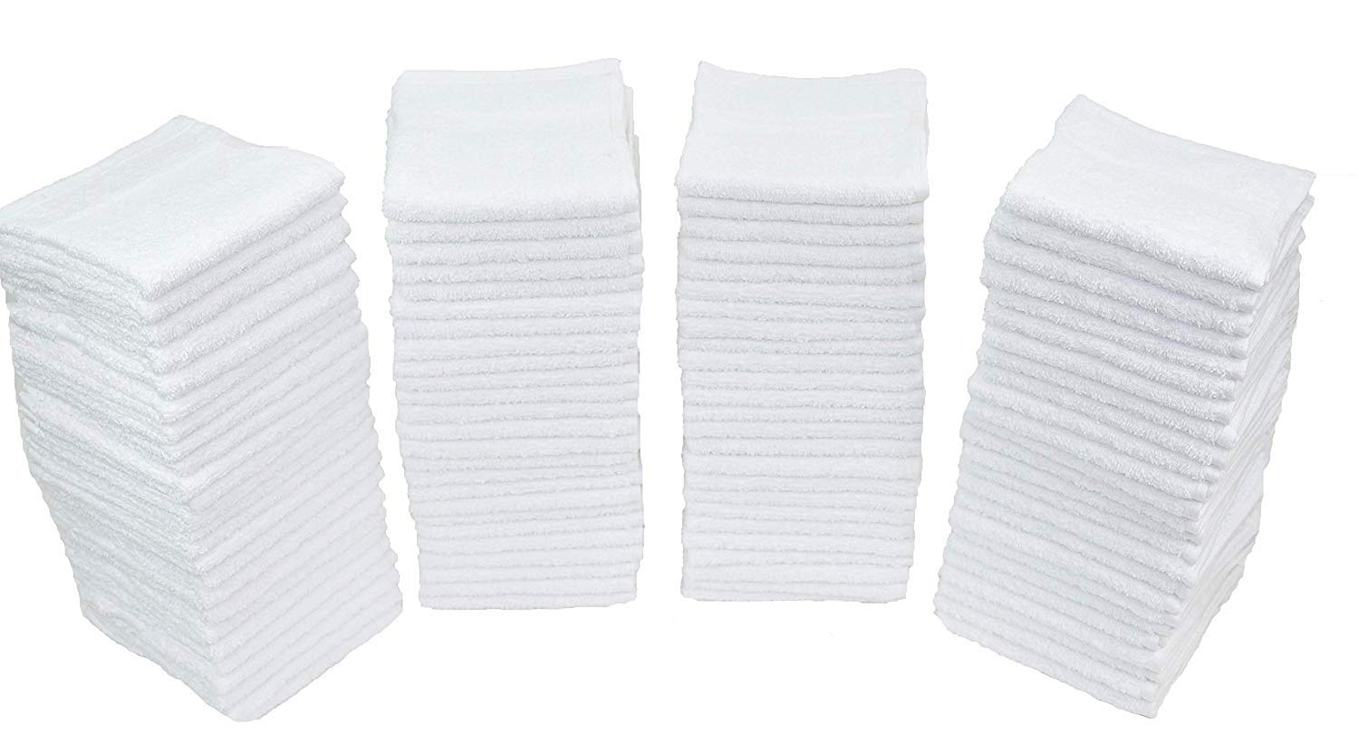 Simpli-Magic 79171 Terry Towel Cleaning Cloths, Pack of 50