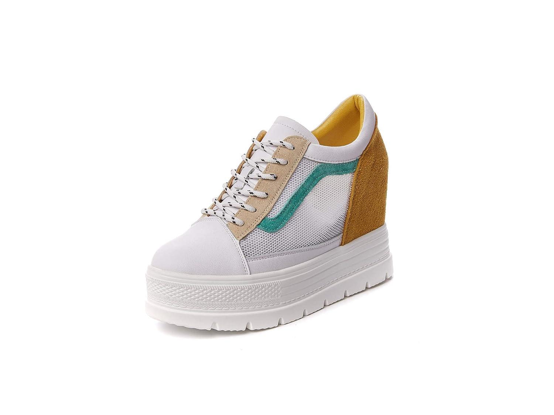KPHY Damenschuhe/Damenschuhe Legere Schuhe Mode Frauen und Geld.Blau 35