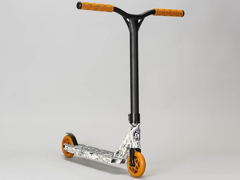 Amazon.com: RKR Viral Freestyle Kick Scooter - Patinete (18 ...