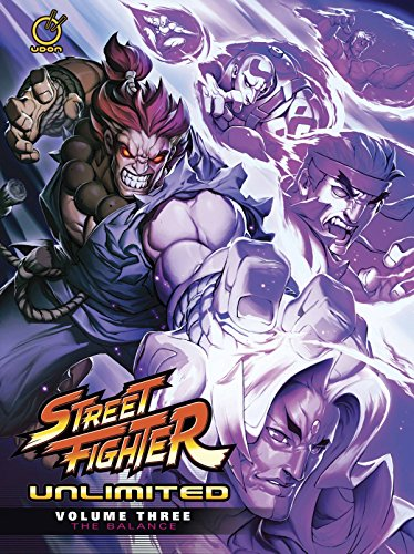 Street Fighter Unlimited Volume 3: The Balance (Street Fighter 3 New Generation)