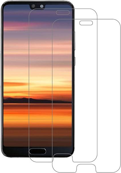 Pellicola Vetro Temperato Huawei P20 Pro 2 Pack Poophuns Huawei P20 Pro Pellicola Protettiva 0 3mm