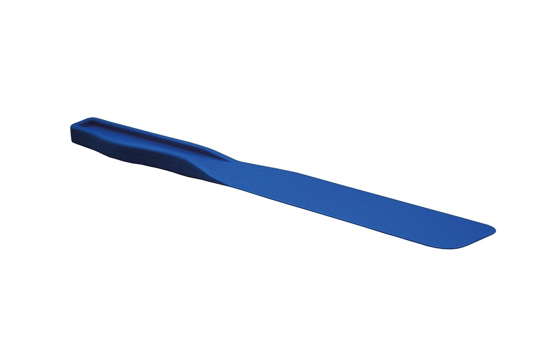 Weicon 10953001 Verarbeitungsspatel kurz Verarbeitung von Epoxidklebstoff /& Spachtelmasse blau,